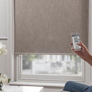 Automação de cortinas e persianas