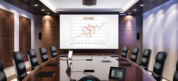 Sistema de audio e video para auditorios